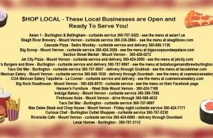 Shop Local - These Local Businesses Are Open and Ready to Help!