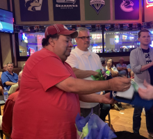 2019 Seattle Seahawks Season Tickets Giveaway at the Skagit Valley Casino Resort