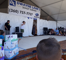 2019 KAPS/KBRC Diaper Derby at the Skagit Valley Fair