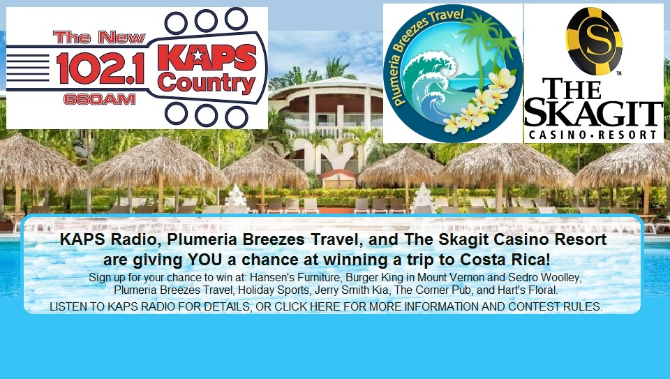 Win a Trip to Costa Rica!