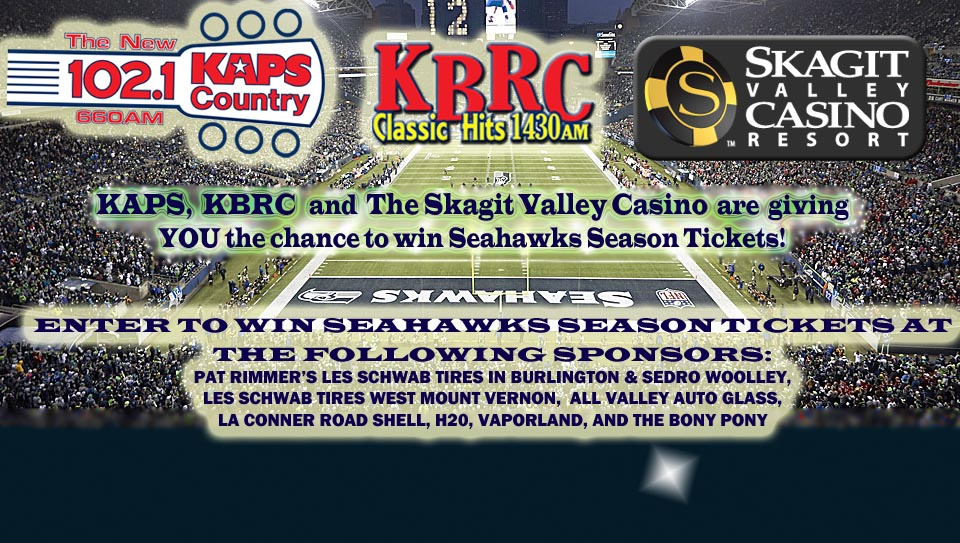 Seahawk Ticket Giveaway