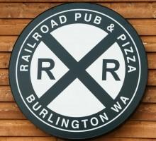 Railroad Pizza & Pub