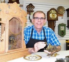 Wise Owl Clock Repair